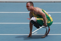 Bulgaria: Double-Amputee Olympic Star Pistorius Involved in Deadly Shooting