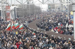 Bulgaria: 20 000 Rally in Biggest Ever Protest in Bulgaria's Coastal Varna