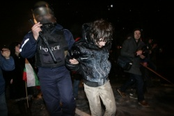 Bulgaria: 25 Arrested, 14 Injured in Bulgaria's Latest Mass Protest