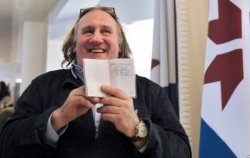 Bulgaria: Gerard Depardieu Registered as Russian Resident