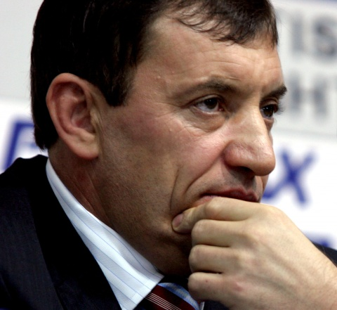 Broken Rib Halts Bulgaria's 'Octopus' Mega Trial: Broken Rib Halts Bulgaria's 'Octopus' Mega Trial