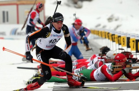 Bulgaria: Bulgaria's Anev Grabs 11th Place at Biathlon World Championship