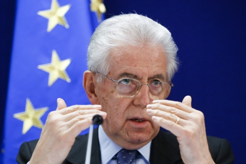 Bulgaria: Italy's PM Monti 'Greatly Shaken' by Pope Resignation