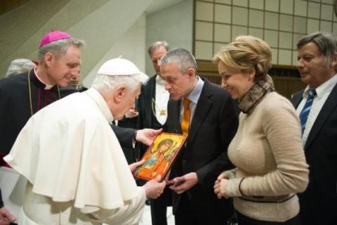 Bulgaria: Atlantic Club President Solomon Passy: Bulgarian Cardinal at the Vatican Mission Possible