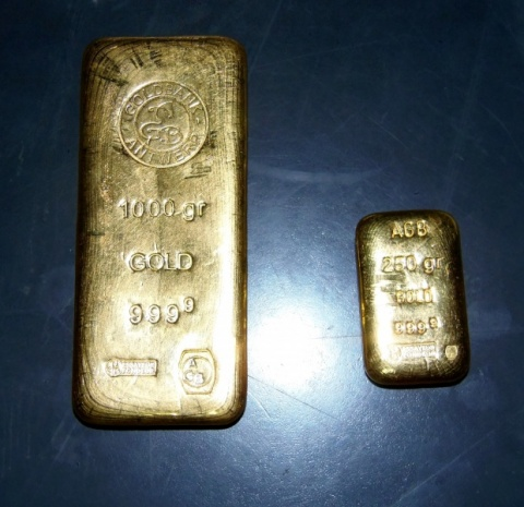Bulgaria: Dutch Man Caught Smuggling Gold Bars at Bulgarian Border Crossing