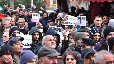 Bulgaria: Mass Protests Spell Death of Bulgaria Ruling Party - Analyst