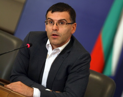Bulgaria: Bulgarian Finance Minister Djankov Resigns