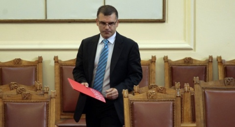 Bulgaria: Outgoing Bulgarian Finance Minister Thanks Colleagues for Cooperation