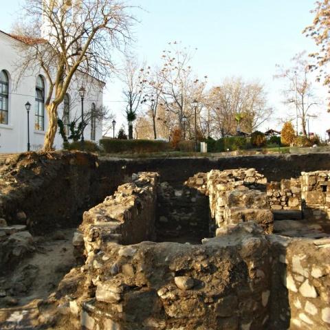 Bulgaria: Bulgarian Archaeologists Uncover Major Roman Thermae