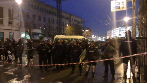 Bulgaria: Hundreds Gather for Anti-Govt Rally in Sofia