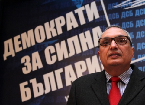 Bulgarian Righ-Wing Leader: Govt Resignation Is Defection: Bulgarian Righ-Wing Leader: Govt Resignation Is Defection