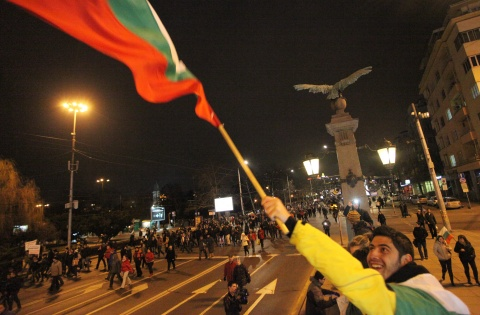 Bulgaria: CNN: Bulgaria's PM to Tender Govt's Resignation at Noon