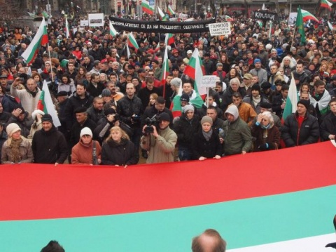 Protest Rallies Sweep Bulgaria: Protest Rallies Sweep Bulgaria