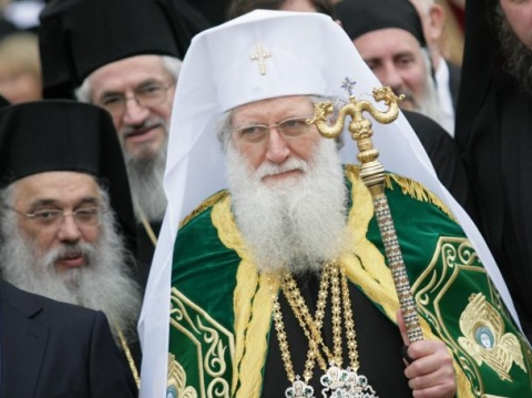 New Bulgarian Patriarch Serves 1st Liturgy: New Bulgarian Patriarch Serves 1st Liturgy
