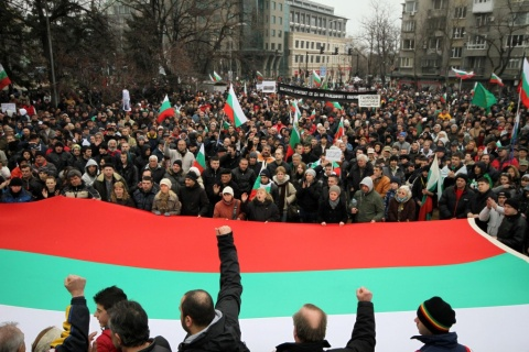 Varna Remains Bulgaria's 'Protest Capital': Varna Remains Bulgaria's 'Protest Capital'