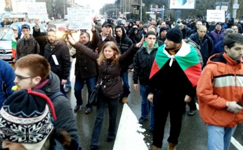 Protesting Bulgarians Call National Conference on March 9: Protesting Bulgarians Call National Conference on March 9