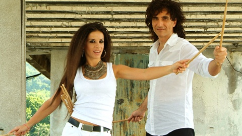 Bulgaria: Bulgaria's Drumming Duo to Perform 'Kismet' in Malmö