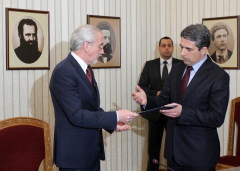 Bulgaria: Bulgarian President Defends Decision to Dissolve Parliament