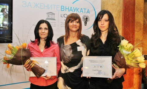 Bulgaria: L'Oreal Adria-Balkan General Manager Brigitte Streller: We Changed Bulgaria's Science Face