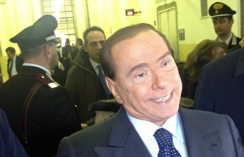 Bulgaria: Berlusconi Sentenced to 1 Year in Prison in Wiretap Scandal