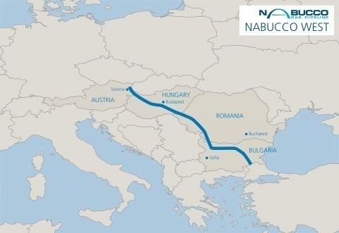 Bulgaria: Bulgaria to Get Azeri Gas via Nabucco in end-2018