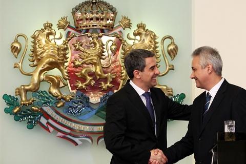 Bulgaria: Bulgaria President Officially Installs Caretaker Govt