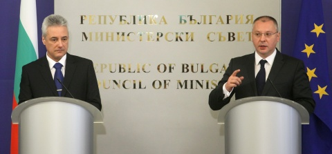 Caretaker Bulgarian PM: We Would Not Make Political Assessments: Bulgarian PM: Caretaker Govt Will Not Make Political Judgments