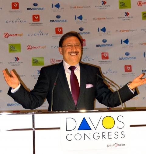 Bulgaria's Behar Becomes Davos PR Forum Chairman: Bulgaria's Behar Becomes Chairman of Davos' PR Forum
