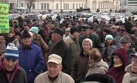 Retirees Threaten to Sue Bulgaria in European Court: Retirees Threaten to Sue Bulgaria in European Court
