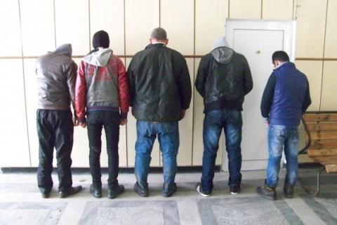 Bulgaria: Bulgarian Border Police Bust Group of 11 Syrians