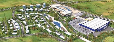 Bulgaria: Greek Fourlis, Danaos to Build Whole New District near Sofia