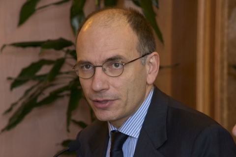 Bulgaria: President Names Enrico Letta as Italy's New PM