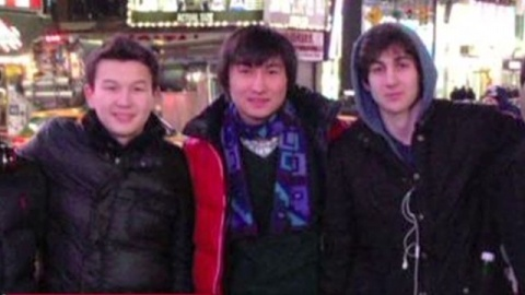Boston Bombing Suspect's Friends Face 5 Y of Jail Time: Boston Bombing Suspect's Friends Face 5 Y of Jail Time