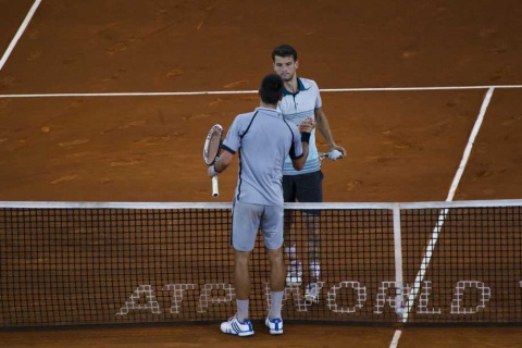 Bulgaria: Bulgaria's Dimitrov Delighted with Emotional Win over Djokovic