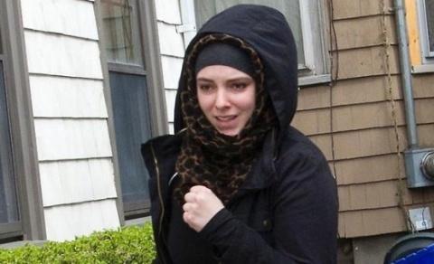 Boston Bombing Suspect: Tamerlan's Widow Not Involved in Attack: Boston Suspect: Tamerlan's Widow Not Involved in Bombing