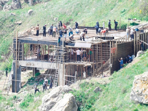 Bulgaria: Illegal Construction on Black Sea Archaeology Site Hides behind Bulgarian Elections