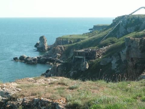 Bulgaria: Scandalous Construction in Bulgarian Black Sea Archaeology Site Halted