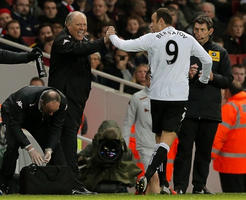 Bulgaria: Bulgaria's Berbatov Hints of Staying in Fulham