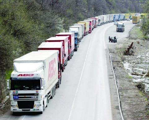 Turkey to Restore Restrictions for Bulgarian Trucks June 1: Turkey to Restore Restrictions for Bulgarian Trucks June 1