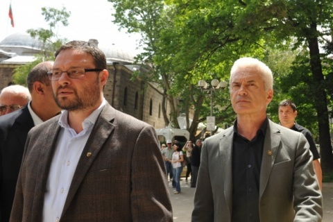 Bulgarian Nationalist Chief Personally Secured Govt Vote: Bulgarian Nationalist Chief Personally Secured Govt Vote