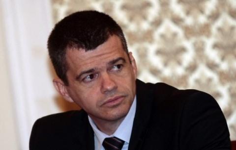 Bulgaria's 'FBI' Chief Resigns: Bulgaria's 'FBI' Chief Resigns