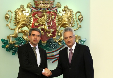 Bulgarian President Lauds Work of Caretaker Govt: Bulgarian President Lauds Work of Caretaker Govt