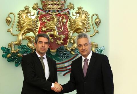 Bulgarian President Lauds Work of Caretaker Govt: Bulgarian President Lauds Work of Caretaker Govt
