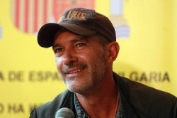 Bulgaria: Banderas Praises Professionalism of Bulgarian Filmmakers