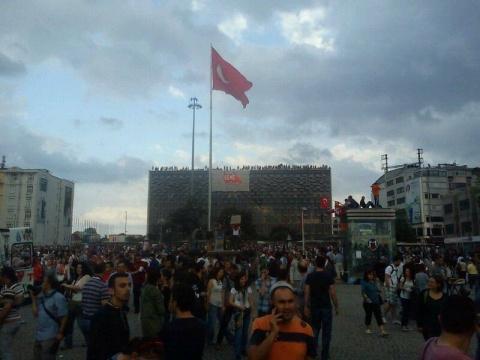 Bulgaria: Turkish PM Erdogan Tries to Downplay Occupy Gezi Protests