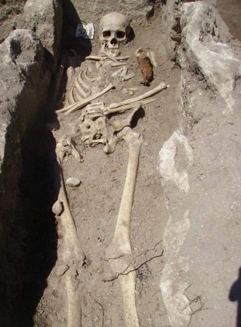 Bulgaria: Bulgaria's 'Vampire' Skeleton Heads Back to Home Town