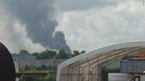 Bulgaria: Blast Hits Chemical Plant in Louisiana, Injuries Reported