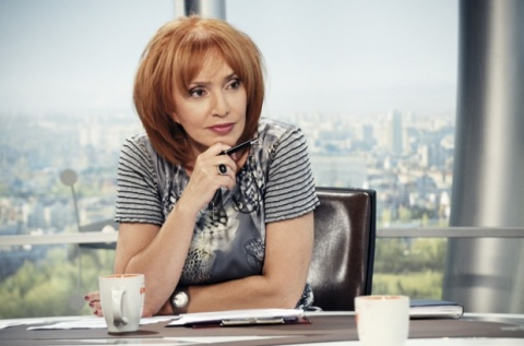 Popular Bulgarian TV Host Attacked in Sofia: Popular Bulgarian TV Host Attacked in Sofia