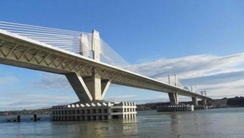 Bulgaria-Romania New Danube Bridge Named 'New Europe': Bulgaria-Romania New Danube Bridge Named 'New Europe'