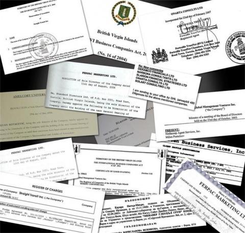Bulgaria: Offshore Leaks Database Made Public
